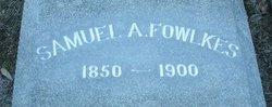 Samuel A Fowlkes