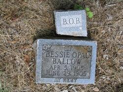 Bessie Opal Ballow