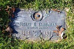 Joseph E Eshelman