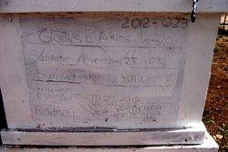 Gladys Leona <i>Akins</i> James