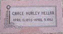 Grace Opal <i>Hurley</i> Hellar