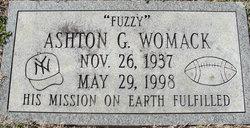 Ashton Gordon Fuzzy Womack
