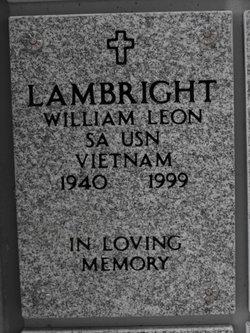 William Leon Lambright