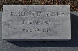 Frankie Etta <i>Hutcheson</i> Beasley