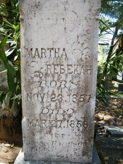 Martha Rebekah Cyrus