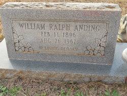 William Ralph Anding