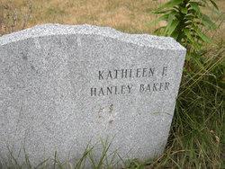 Kathleen E <i>Hanley</i> Baker