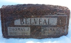 Alma Gertrude <i>Hendrive</i> Belveal