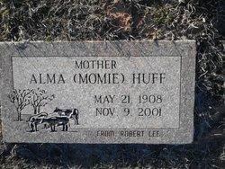 Alma Leona <i>Clark</i> Huff
