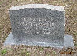 Verna Belle Fenstermaker