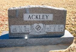 Eddie Miles Ackley