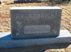 Russell J Arganbright