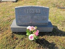 Olivia J. Toney