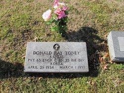 Donald Ray Toney
