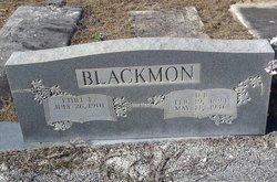 Ethel Frances <i>Thompkins</i> Blackmon