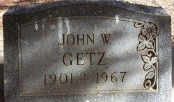 John W Getz