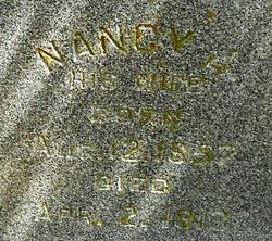 Nancy Jane <i>Miles</i> Barron