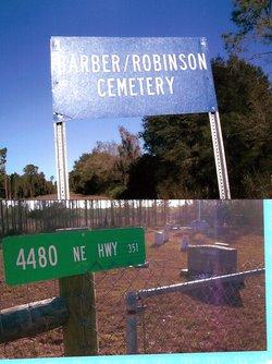 Barber-Robinson Cemetery