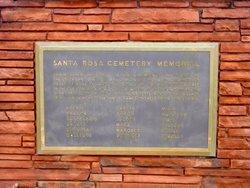 Santa Rosa Memorial