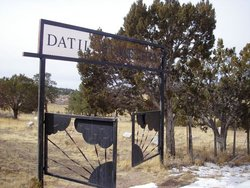 Datil Cemetery