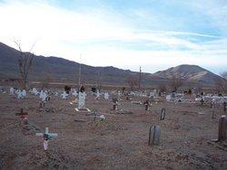 Schurz Paiute Indian Cemetery