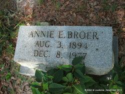Annie E. Broer