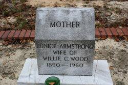 Eunice <i>Armstrong</i> Wood