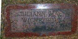 Juliann Mae Wickstrom
