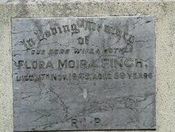 Flora Moira <i>Regan</i> Finch