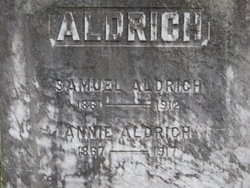 Samuel Arthur Aldrich, Sr