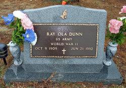 Ray Ola Dunn