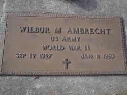 Wilbur Meredith Ambrecht