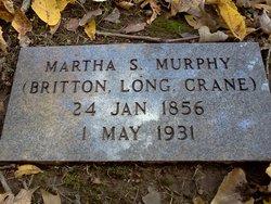 Martha Syntha <i>Britton</i> Britton