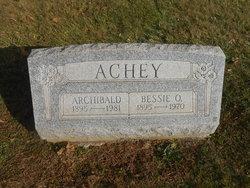 Archibald Achey