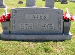 Katherine N Cates