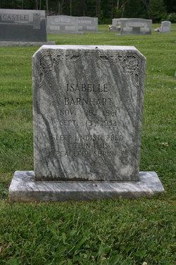 Drusilla Isabelle <i>Burnett</i> Barnhart