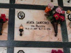 Agata <i>Santoro</i> Pallotta