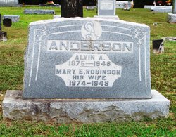 Alvin Augusta Anderson