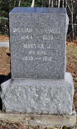 Martha Jane <i>Brooks</i> Fewell