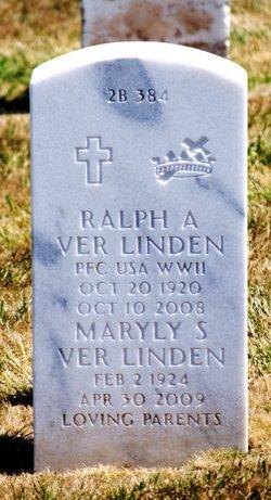 Ralph A VerLinden
