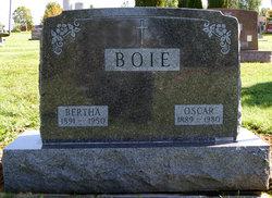 Bertha Marie <i>Haas</i> Boie