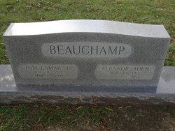 Eleanor Honey <i>Aden</i> Beauchamp