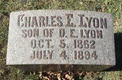 Charles E Lyon