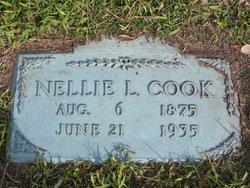 Nellie <i>Lanford</i> Cook