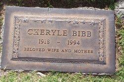 Marguerite Cheryle <i>Martin</i> Bibb