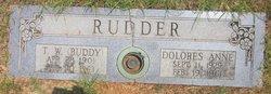 Dolores Ann <i>Ponder</i> Rudder