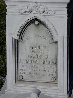 Frederick Thomas Harris