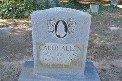 Caleb Allen, Jr