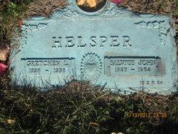 Salvius John Helsper