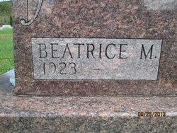 Beatrice M. <i>Bakeman</i> Scharf